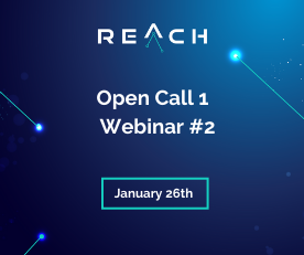REACH Webinar #2: we'll be answering all your questions!