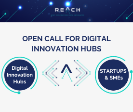 Calling all Digital Innovation Hubs! Become part of the REACH incubation programme