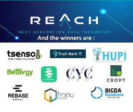 Get to know the Open Call 1 startups that passed to the EXPERIMENT phase after winning Datathon